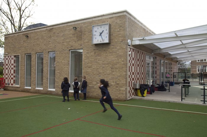 Milieu Building Services Engineering Herne Hill School