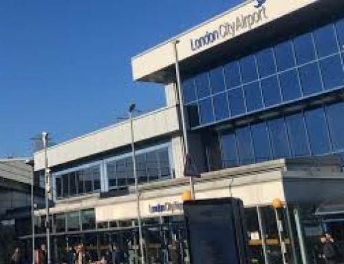 London City Airport (FEGP)